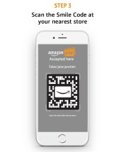 4. Click On Scan Any Amazon Merchant / Shop QR Code