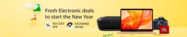 Amazon Republic Day Sale Electronics