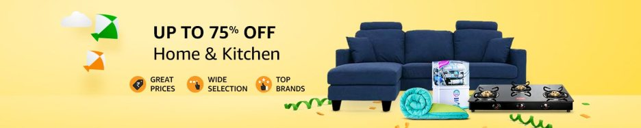 Amazon Republic Day Sale Home & Kitchen Products