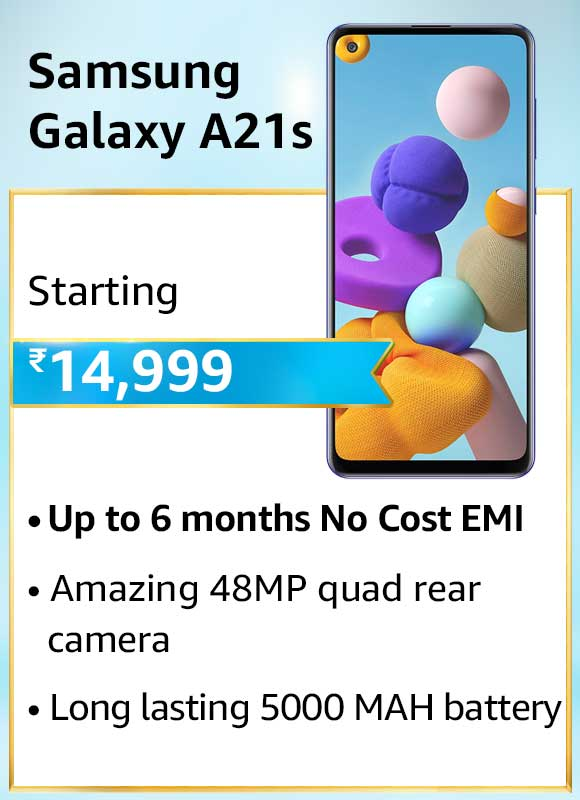 Bestselling Budget and Mid-Range Mobile Phone Deals Under Rs.20,000