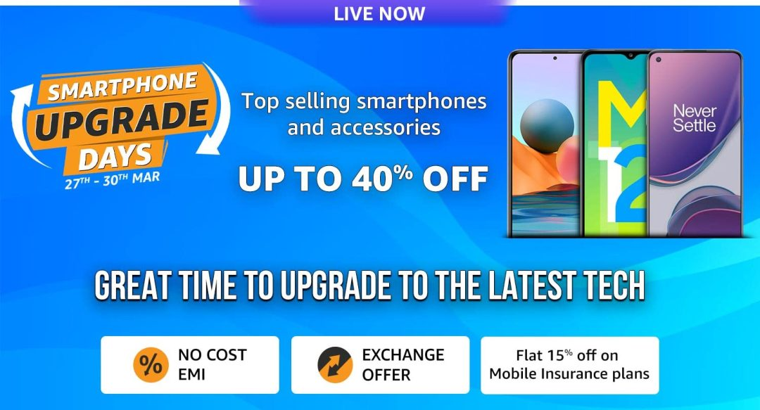 Upgrade Smartphone Days