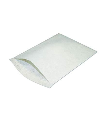 Guanto da bagno presaponato da 75 gr/m², dimensioni: 23 x 15,6 cm, set di 2 confezioni da 50 pezzi