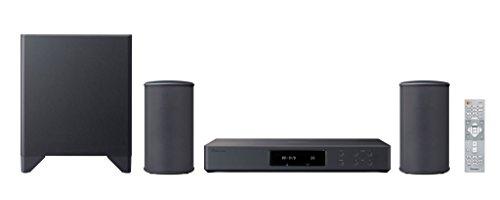 Pioneer FS-W50(B) 2.1 Wireless Musikanlage (inkl. Lautsprecher und Subwoofer), für Musik und Heimkino Streaming (Spotify, Deezer, Internetradio), UltraHD, Bluetooth, WLAN, USB, UKW Radio, schwarz