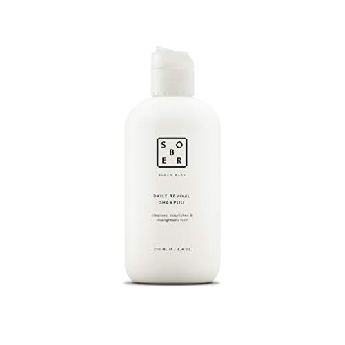 sober | Daily Revival | Anti-Haarverlust Shampoo für Männer | Spezialpflege stärkt die Haarwurzel und das Haarwachstum