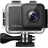 APEMAN Trawo Action Cam 4K WiFi 20MP Ultra HD Sott'Acqua Impermeabile 40M Videocamera con 170...