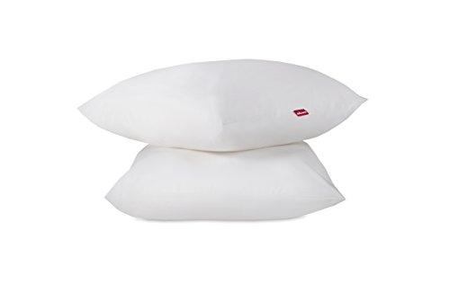 Abeil 1375 Oreiller Classique Dourêve Absolu Oreillers Polyester Blanc 60 x 60 cm Lot de 2 22