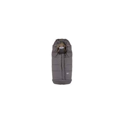 Nuvita 9545 Junior City - Sacco Passeggino Universale - 100 X 45 Cm - Termico, Impermeabile, Antivento - Mantiene Caldo Fino A -10 ° - Da 6 A 36 Mesi