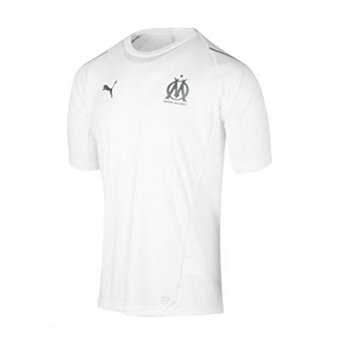 9576984444 Puma Olympique de Marseille Training Jersey SS Without Sponsor Lo ...
