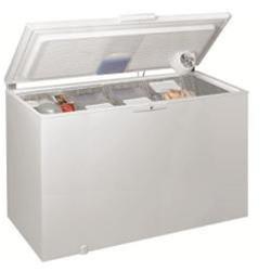 Whirlpool WHE39392 T Libera installazione A pozzo 390L A++ Bianco congelatore