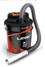 Lavor 8014211918797 Bidone Aspiracenere Ashley 1.2, Multicolore