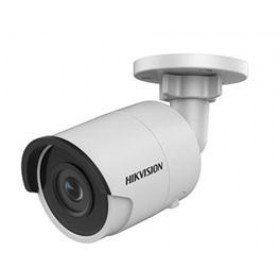 HIKVISION - DS-2CD2055FWD-I - Bullet Network Camera 5 MP, IR 30m, Fixed lens 2.8mm