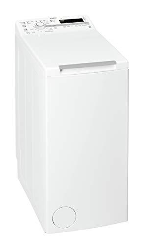Whirlpool TDLR 60214 lavatrice Libera installazione Caricamento dall'alto Bianco 6 kg 1200 Giri/min...