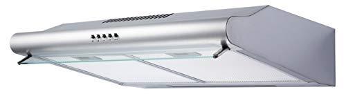 respekta CH 1259 IXCN - Cappa aspirante da incasso, in acciaio INOX, 60 cm