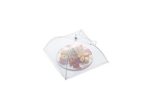 Kitchen Craft Abdeckhaube 30,5cm aus Polyester in transparent, 25 x 25 cm