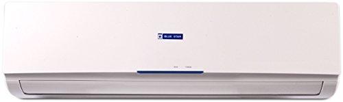 Blue Star BI-3HW12FATX Split AC (1 Ton, 3 Star Rating, White, Aluminum) with free standard installation*