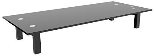 RICOO Supporto da tavolo per TV Montaggio FS8235-B Staffa per televisore base piatto piedistallo...