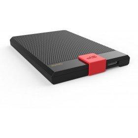 Silicon Power Diamond D302000GB Nero Hard disk esterno-Dischi Rigidi Esterni (2000GB,...