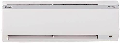 Daikin 1 Ton 3 Star Inverter Split AC (Copper, ATKL35TV, White)