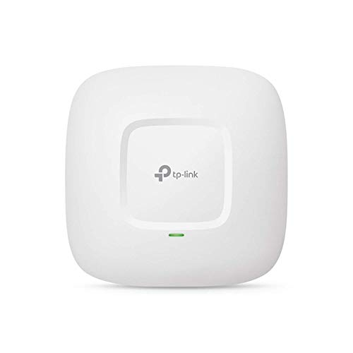 TP-Link EAP245 Access Point Wireless Wi-Fi 802.11ac AC1750 Dual Band, Supporto PoE 802.3at, 1 Porta...