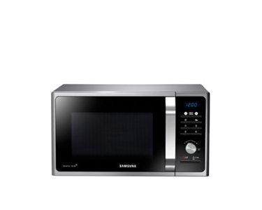 Samsung MS23F301TAS Encimera 23L 800W Acero inoxidable – Microondas (330 x 324 x 211 mm)