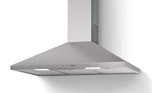 Best - Cappa a parete Win XS 70 BHC72420XA finitura acciaio inox da 70 cm