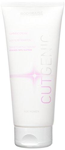 Bodyraise CutGenic Cream for Women 200ml : Suplemento Termogénico para la Quema de Grasa - Impulsa el Metabolismo y Lucha de Forma Efectiva Contra la Grasa - Definición Corporal