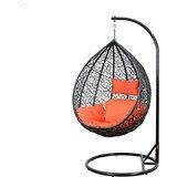 Shri Sai Outdoor Furniture Single Seater Swing
