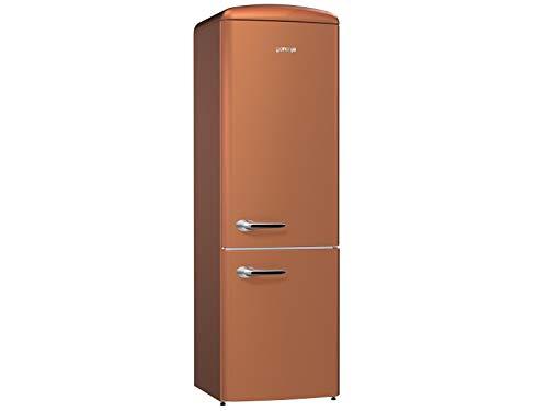 Gorenje Ork 193CR Stand da frigo congelatore dispositivo di combinazione Copper marrone frigorifero congelatore Stand Retro