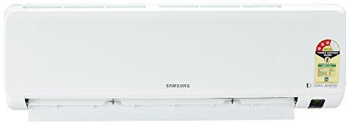 Samsung 1.5 Ton 3 Star Inverter Split AC (Alloy, AR18MV3HLWK, White) with standard installation at Rs 499*