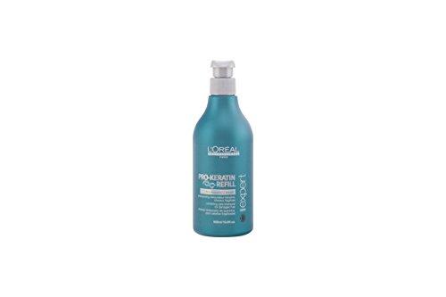 L'Oréal Professionnel Serie Expert Pro-Keratin Refill Shampoo, 1er Pack, (1x 0,5 L)
