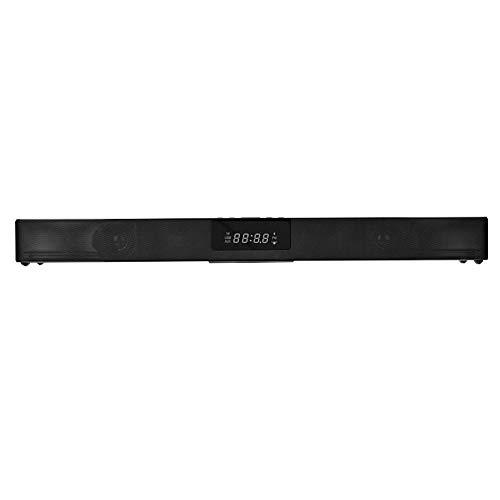 USB Soundbar Wireless Bluetooth 4.2, Altoparlante Multifunzione Impermeabile IPX4, Soundbar Home...
