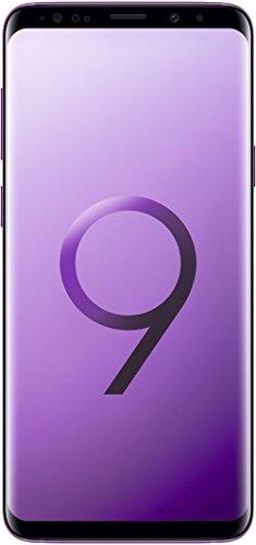 "Samsung Galaxy S9 Plus (6.2"" , Wi-Fi, Bluetooth, Octa-core 4x2.7 GHz, 64 GB, 6GB RAM, Dual SIM, 12 MP, Android 8.0 Oreo), Morado - Versión Española"