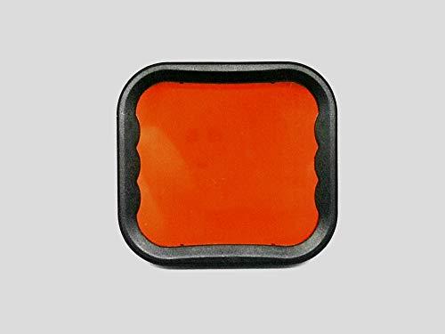 iStudio - Filtro rosso per scatola subacquea originale Super Suit GoPro per GoPro Hero 5/6/7 nero