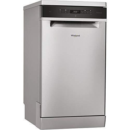 Whirlpool WSFO 3T223 PC X lavastoviglie Libera installazione 10 coperti A++