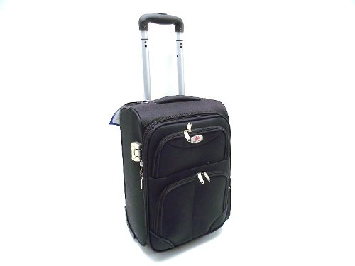 Trolley EASY TRIP-ORMI idoneo misure EASY JET cm.50x40x20 Bagaglio a mano Semirigido Impermeabile...