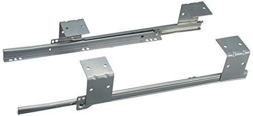 Teclado secciones aluminiumfarbig 350mm 1hilo
