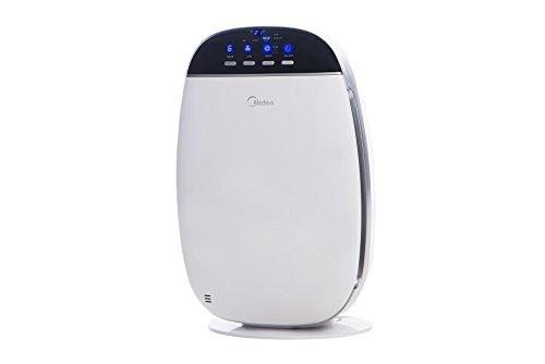 Midea MAPTT253EBN 45-Watt Air Purifier (White)