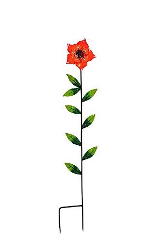 Wonderland Flower Stick Garden Stick/Plant Stake (Hand Made & Hand Painted)