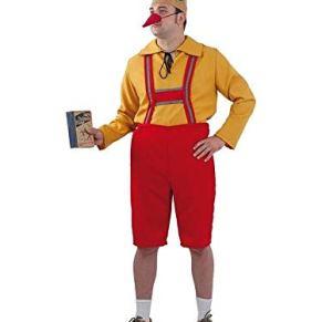 DISBACANAL Disfraz Pinocho - -, XL