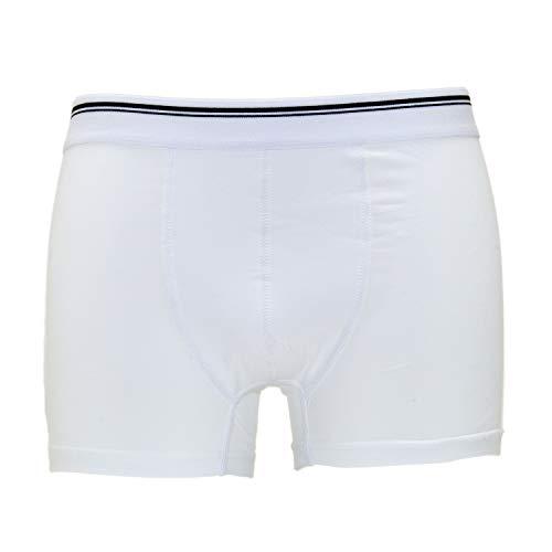 49279055c0e295 10 Pack Boxershorts Herren Boxer Shorts 1097 Farbe Weiss Unterhose Grösse S