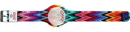Orologio digitale unisex piccolo ZITTO MISSY STREET EDITION in silicone multicolor...
