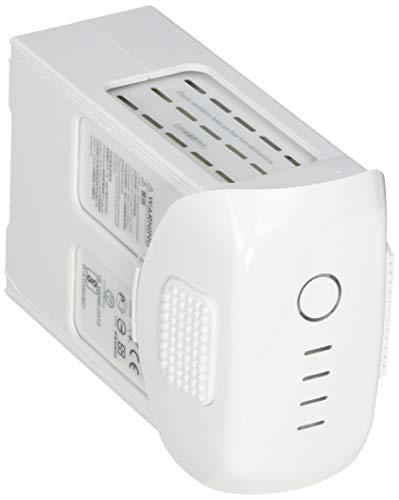 DJI - Batteria di volo intelligente per Phantom 4 Pro, 5870 mAH, Bianco