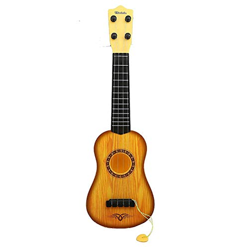 TENDERFEET 4-String Acoustic Guitar Musical Instrument Learning Toy for Kids