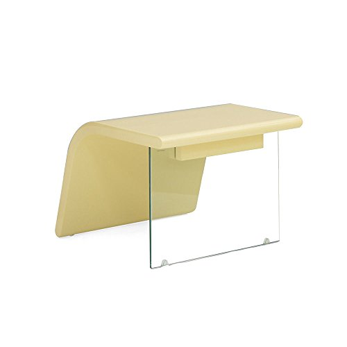@Home by Nilkamal Patric Side Table (Beige)
