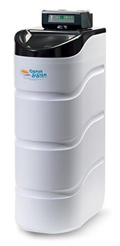 DOLCE ACQUA 20 addolcitore acqua compatto volumetrico Made in Italy 20 lt. resina ideale per 1 casa...