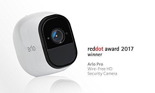 3110xh-7TLL [Bon Plan Smarthome!]  Netgear - VMS4130-100EUS - Arlo Pro -  Pack de 1 Caméra, Smart caméra HD 720p, grand angle 100% Sans Fils - avec ba...
