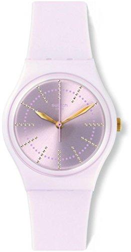 Swatch Orologio da Donna Digitale al Quarzo con Cinturino in Silicone – GP148