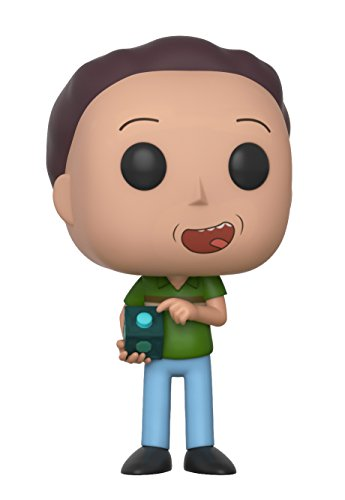 Funko - Figurine Rick And Morty - Ser 3 Jerry Pop 10cm - 0889698229623