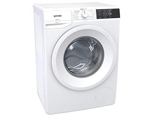Gorenje WE74S3P lavatrice Libera installazione Caricamento frontale Bianco 7 kg 1400 Giri/min A+++