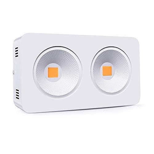 Roleadro Grow Led 400W COB Lampade per Piante Spettro Completo Luce LED Coltivazione Indoor per...